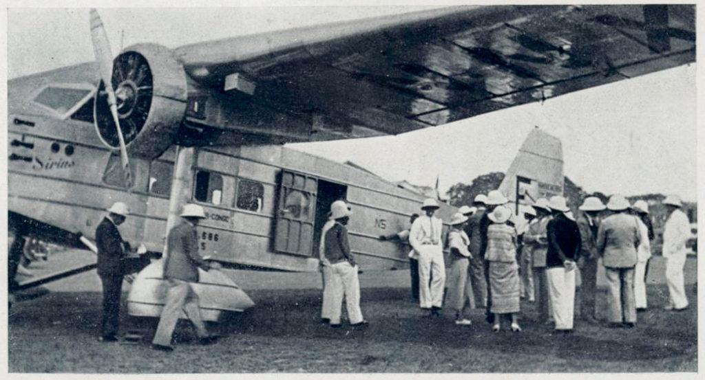 Cómo se podía ir desde París a Antananarivo en 1936 (en solo ocho días)
