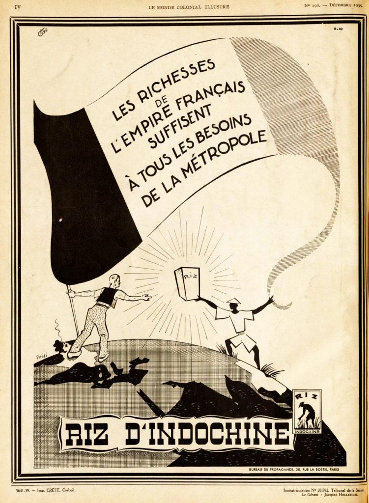 El Imperio abastece a Francia