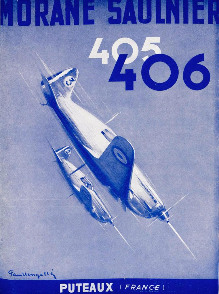 Un caza en apuros: mayo de 1940
