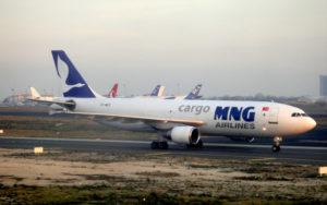 A300 de MNG Airlines