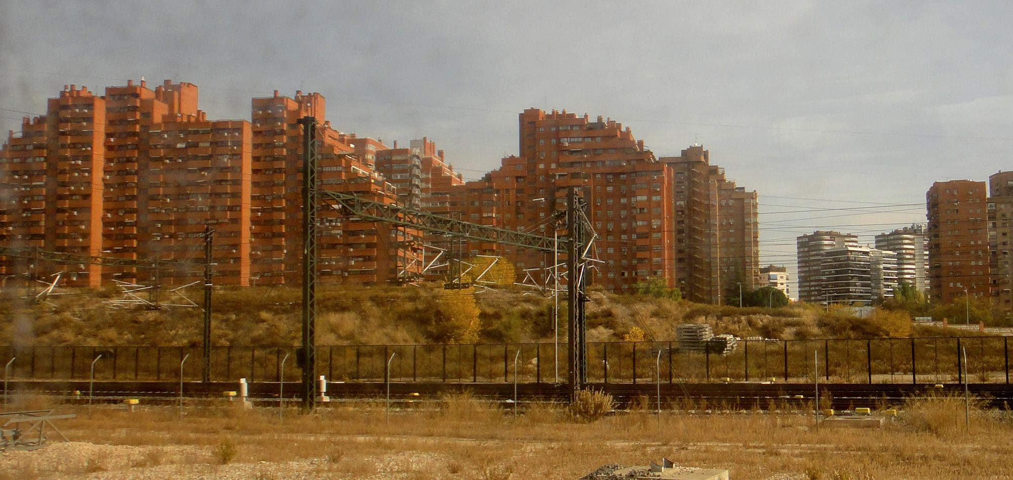 Paisajes urbanos del NE de Madrid |