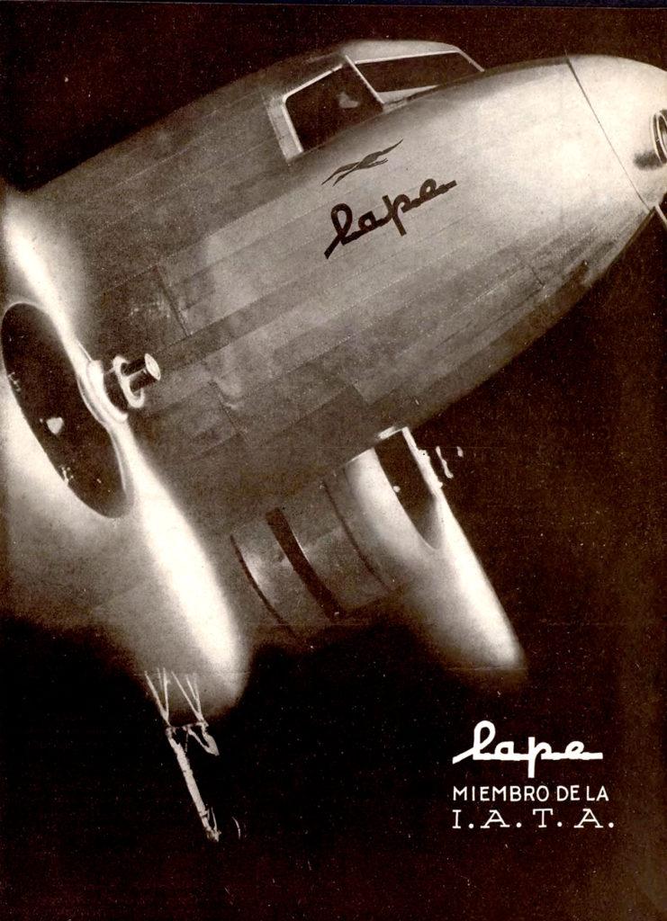 El mejor avión de LAPE