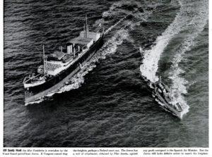 El Congreso estadounidense contra la República española: el caso del Mar Cantábrico