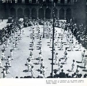 La ezpata-dantza, origen del lema de la Legión española