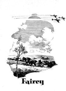 Los aviones protegen el paisaje de la nación
