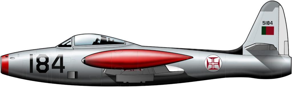 Napalm y Thunderjets para la Guerra de Ultramar