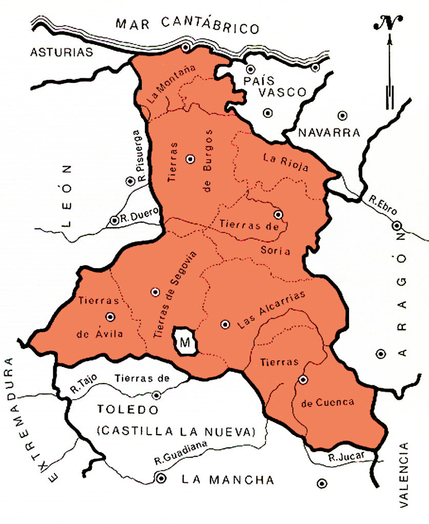 Un país como es debido: la Castilla carreterista