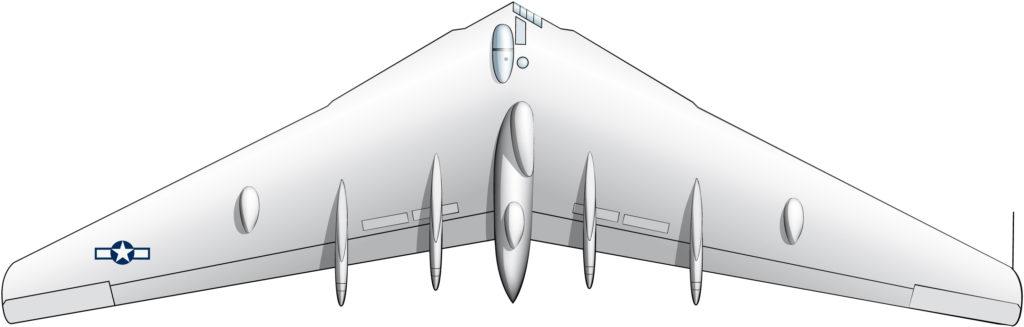 J. K. Northrop construye el avión perfecto para el cliente equivocado