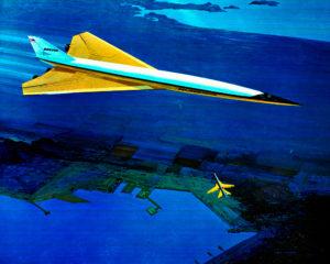 Arqueología del futuro: un aeropuerto hacia 1975