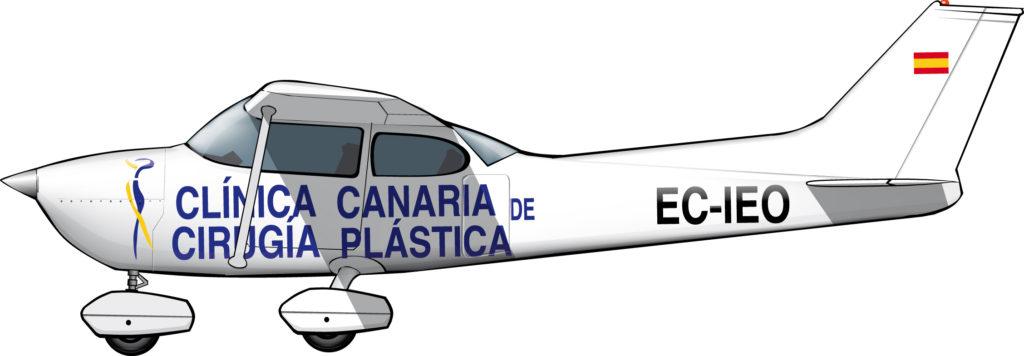 La aviación y la cirugía plástica