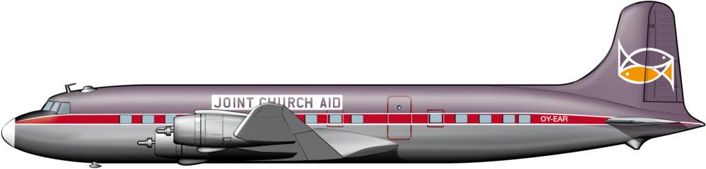 La aerolínea de Jesucristo