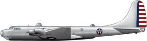 De proyecto secreto a anuncio publicitario: el superbombardero B-19