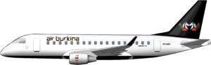 La aerolínea de la Tierra de los Hombres Justos