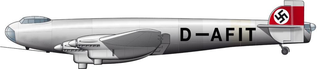 Ju-89, el bombardero que la Luftwaffe creía que no necesitaba
