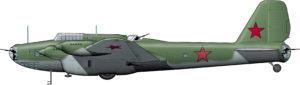 Petlyakov Pe-8: el bombardero que tropezó con el estalinismo
