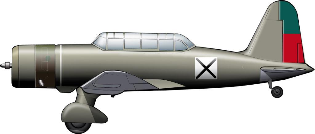 Sin espacio entre el Stuka y el Shturmovik