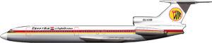 El último reactor soviético de Egyptair