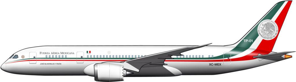 El final de la aviación presidencial mexicana