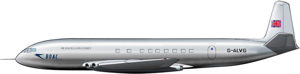 El avión que se tiró por la ventana