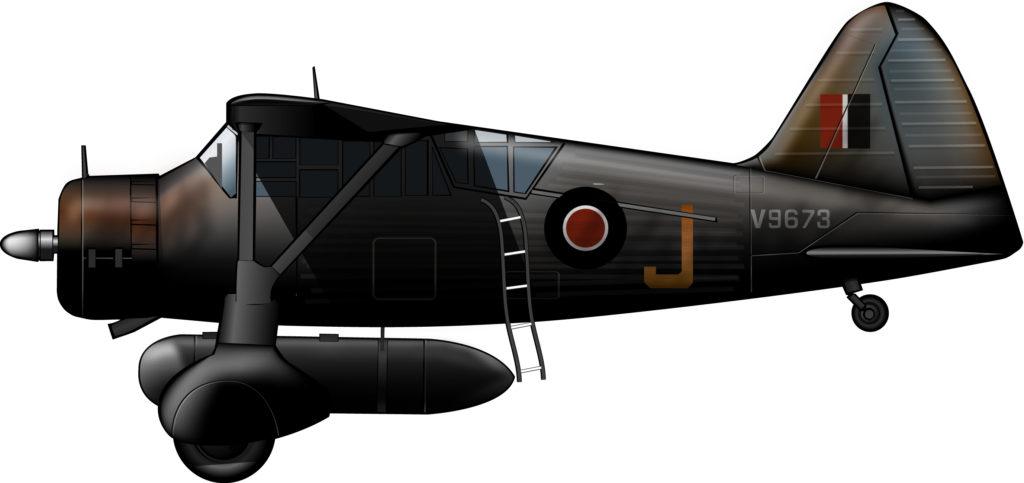 Un avión para la larga noche europea