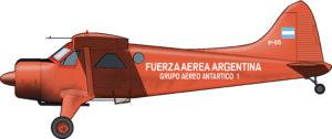 Plantando la bandera argentina en el rincón más remoto de la Tierra (y de la República)