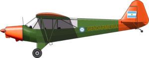 Aviones para la Gendarmería Nacional Argentina