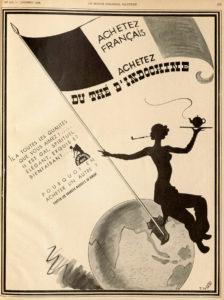 La banana francesa y otros productos imperiales