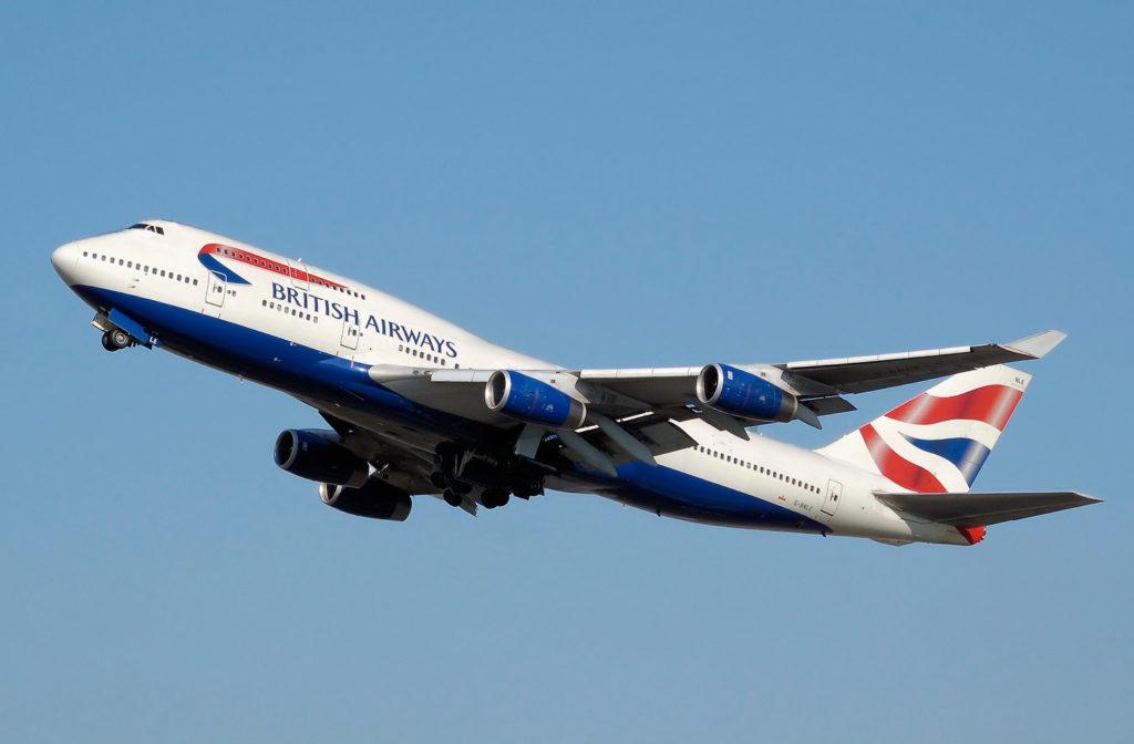 ¿Cómo se convirtió British Airways en una compañía ruandesa?