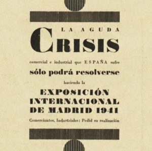 Historia alternativa: la Exposición Internacional de Madrid 1941