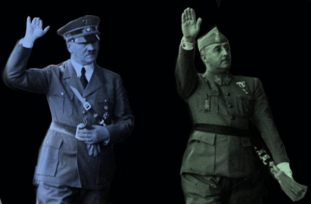 Franco y Hitler, vidas paralelas