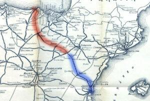 El fantasma de un ferrocarril