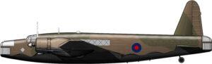 Vickers Wellington: el bombardero más numeroso