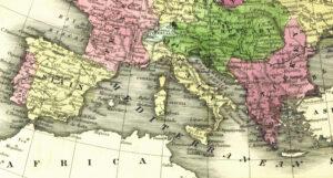 Cuatro países que se dan la espalda