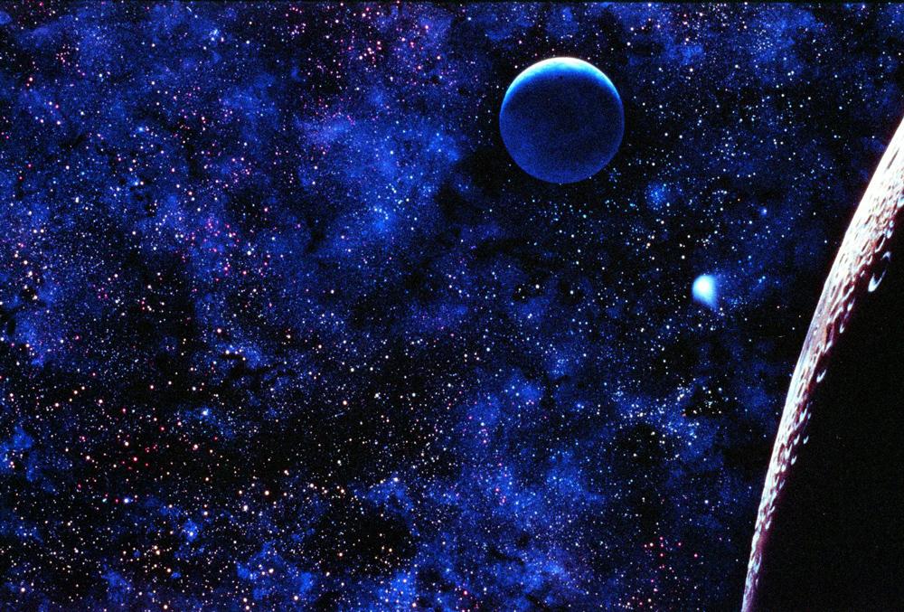 Paréntesis, un relato en el espacio profundo