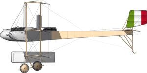 Un bombardero con ataúd incorporado