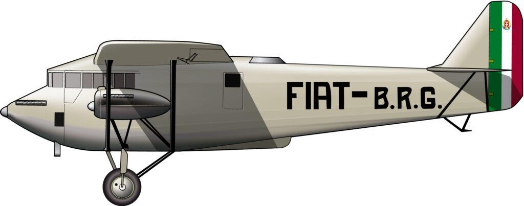 Otro proyecto de bombardero pesado para la endeble maquinaria militar del fascismo