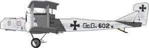 El primer avión efectivo del terror aéreo