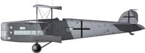 A.E.G. R.I., un avión con sala de máquinas
