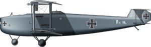Los Talleres Alemanes de Aviación intentan fabricar el superbombardero