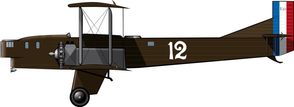 El bombardero que casi fundó la aviación comercial