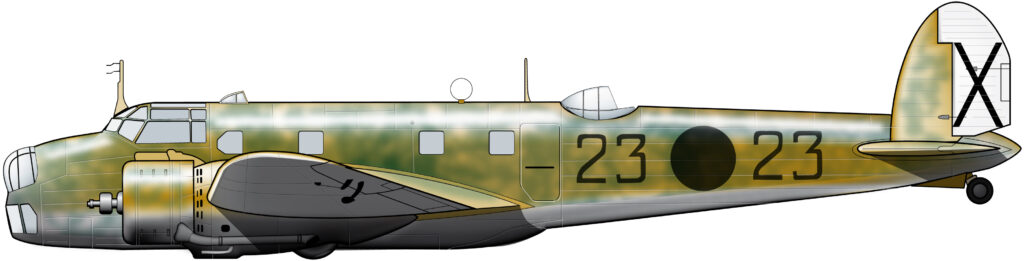 El bombardero que voló en auxilio del vencedor