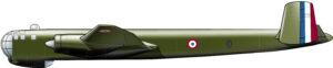 El bombardero alemán que participó en la liberación de París