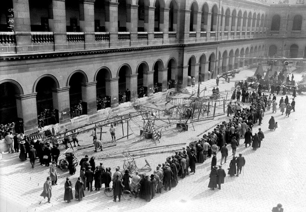 La Haya, 1923: el bombardeo de ciudades es legal, pero sin pasarse
