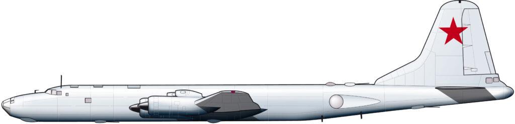 El primer bombardero intercontinental soviético