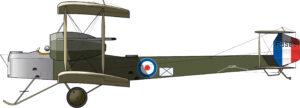 El bombardero pesado utilitario de la RAF